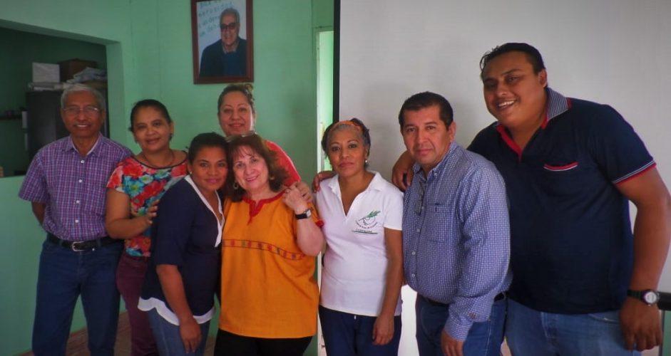 Taller De Monitoreo en CODEHUTAB (Tabasco)