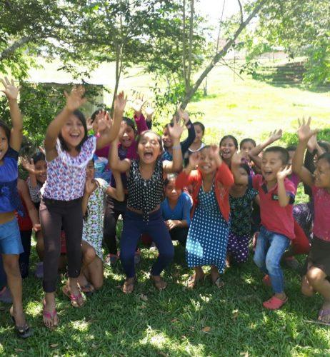 Las niñas, niños y adolescentes ante el COVID-19