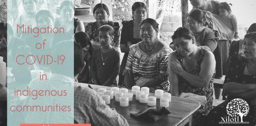 Xilotl lanza campaña de recaudacion de fondos para la Mitigación de COVID-19 en comunidades indígenas.