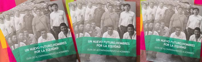 Un nuevo futuro, hombres por la equidad.